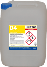 D4 Additive 20L / 20kg